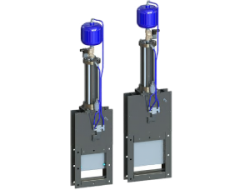 Fast Acting Silo Inlet Valve