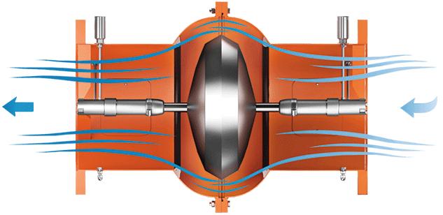 rapid acting valve esi-d