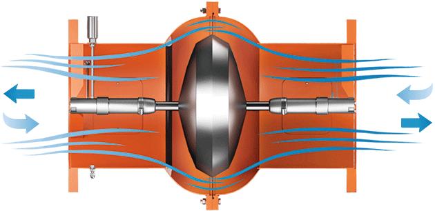 info on rapid acting valve
