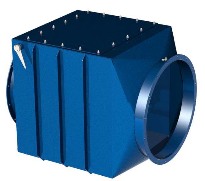 image of Explosion barrier valves from Euratex