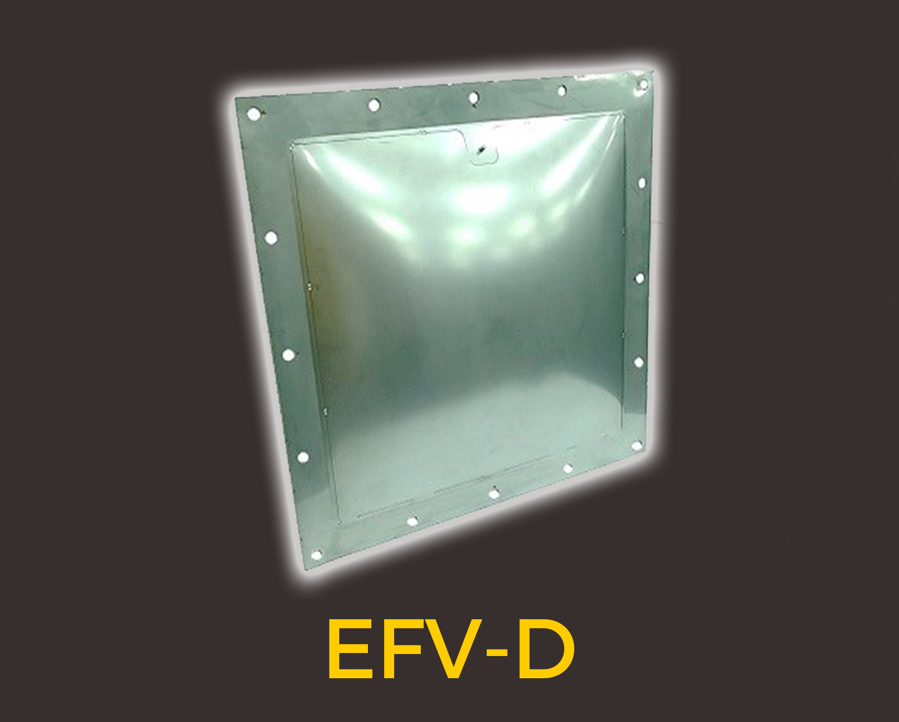 efv-d from euratex - explosion vents for dust collectors
